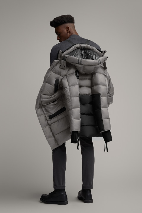 Warwick 黑标派克大衣 | Canada Goose