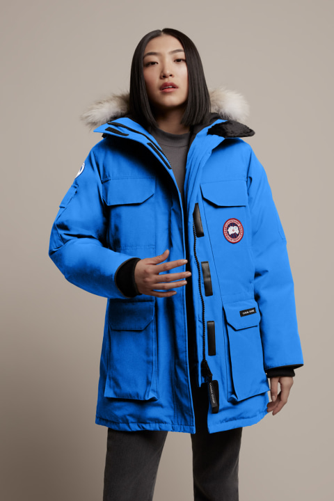 Fusion Fit 版PBI Expedition 派克大衣 | Canada Goose