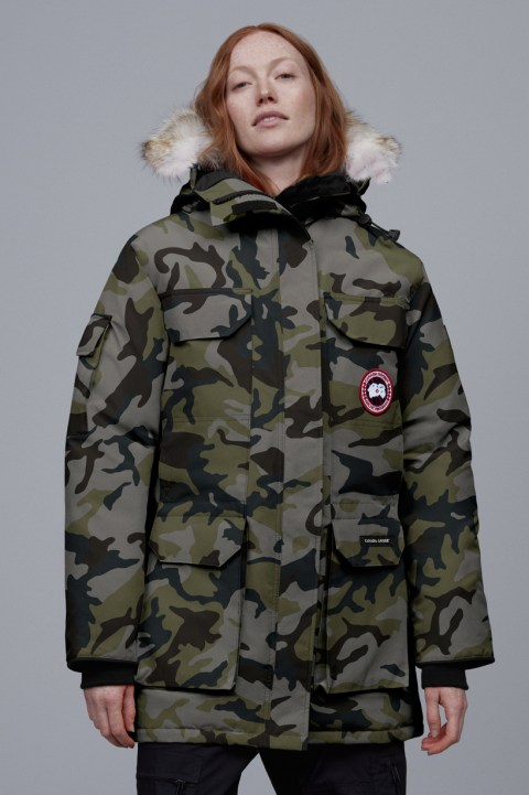 Expedition Parka Print für Damen | Canada Goose