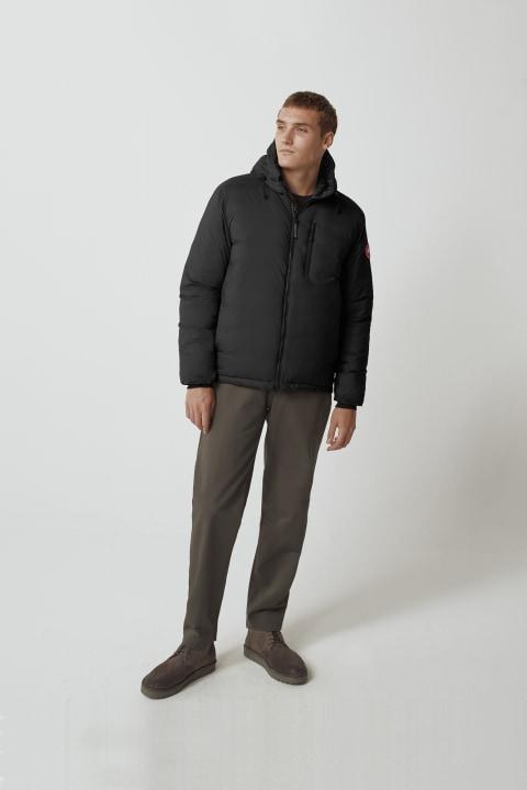 Manteau à capuchon Lodge pour hommes | Canada Goose