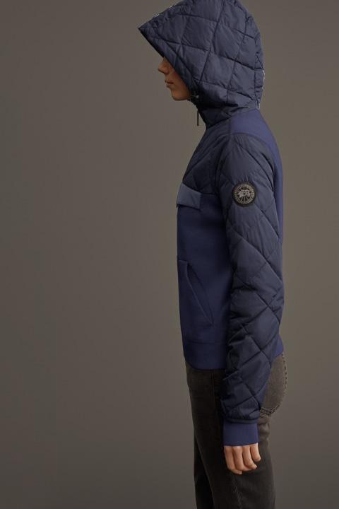 HyBridge Strickanorak Black Label für Damen | Canada Goose