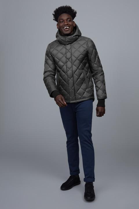 Men's Hendriksen Coat Black Label | Canada Goose