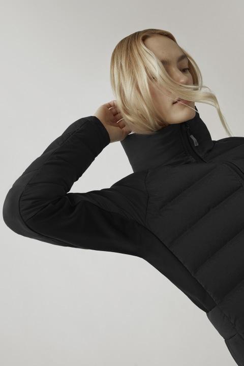 HyBridge CW Jacke Black Label für Damen | Canada Goose