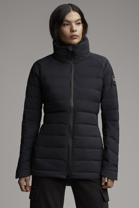 Women's HyBridge CW Jacket Black Label | Canada Goose