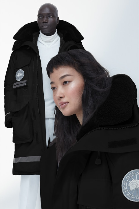 Snow Mantra Parka | juun.j Collaboration | Canada Goose