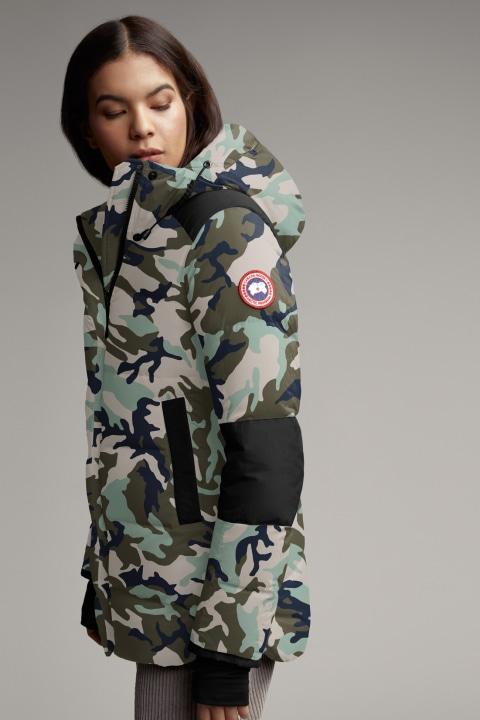 Imprimé veste Alliston pour femmes | Canada Goose