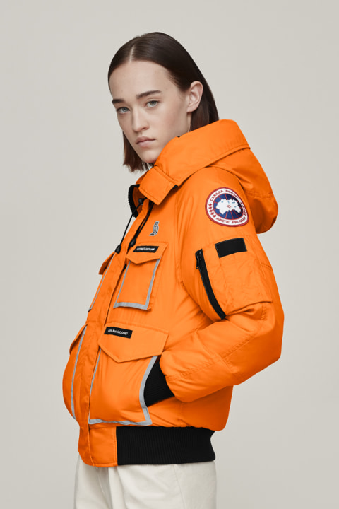 Chilliwack Bomber  | OVO Collaboration | Canada Goose
