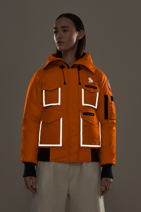 Blouson Chilliwack | Collaboration OVO | Canada Goose