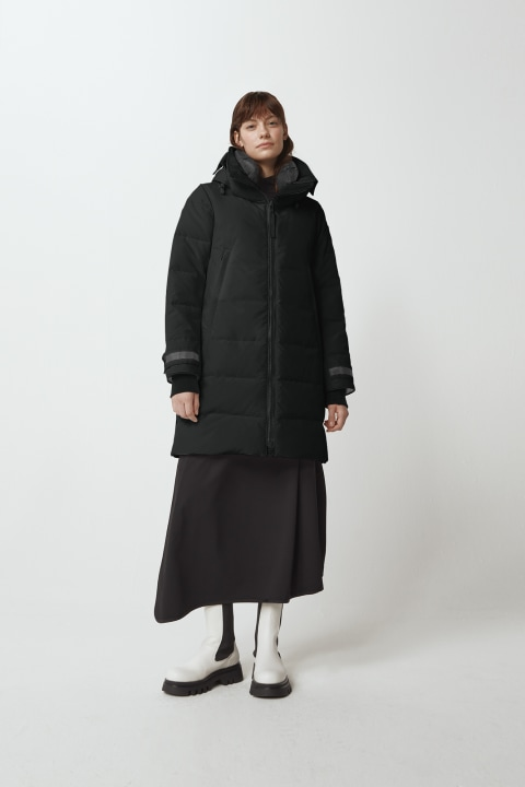 Kenton Parka Black Label für Damen | Canada Goose