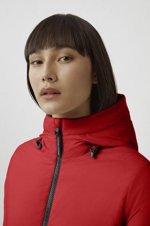 Manteau à capuchon Camp pour femmes | Canada Goose