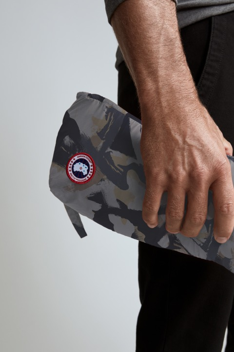 Chandail à capuchon Cabri Imprimé pour hommes | Canada Goose