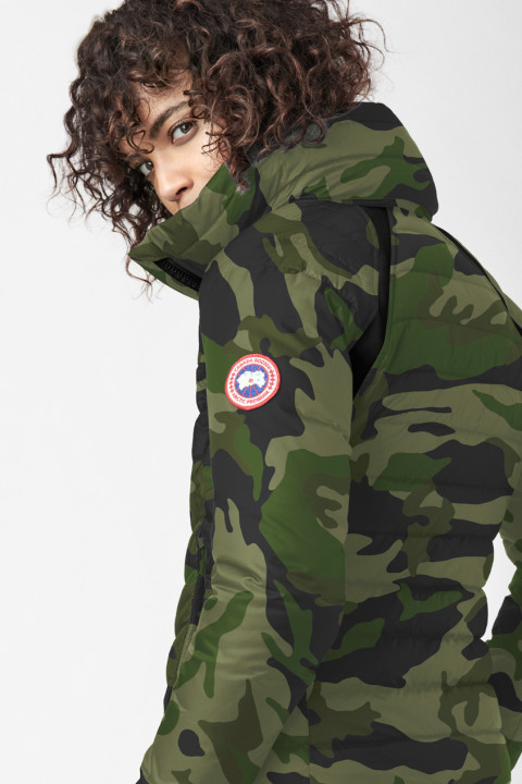 Women's HyBridge Base Jacket Print | Canada Goose