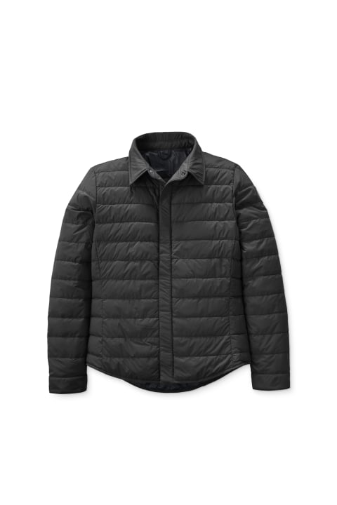 Men's Jackson Shirt Black Label | Canada Goose