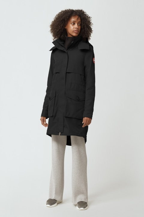 Trench-coat Cavalry pour femmes | Canada Goose