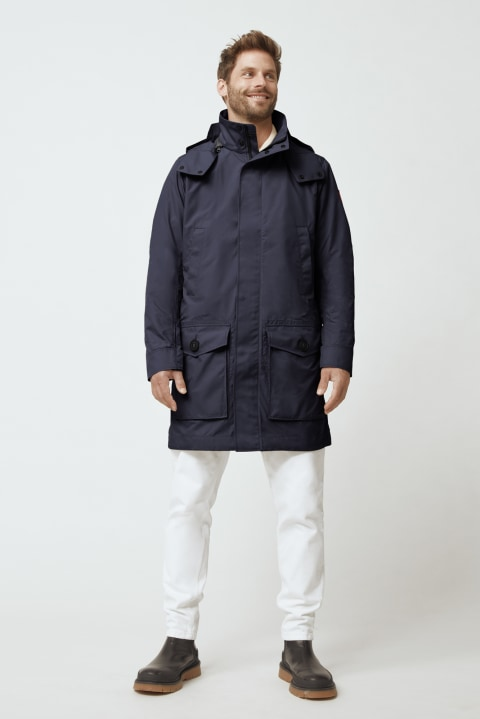 Trench Crew pour hommes | Canada Goose