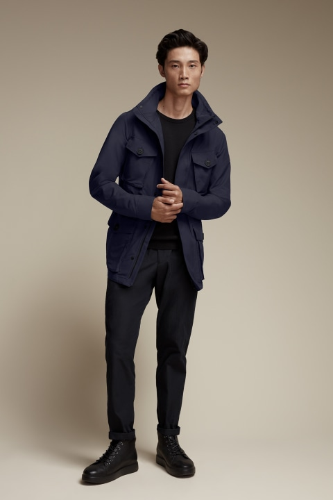Men's Stanhope Jacket Fusion Fit | Canada Goose