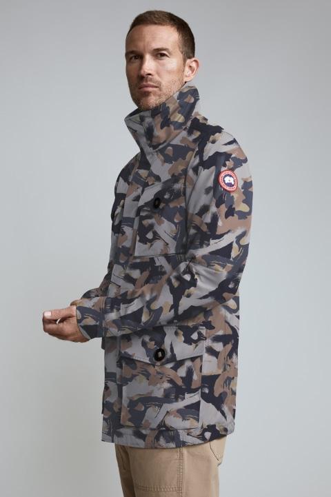 Stanhope夹克打印 | Canada Goose