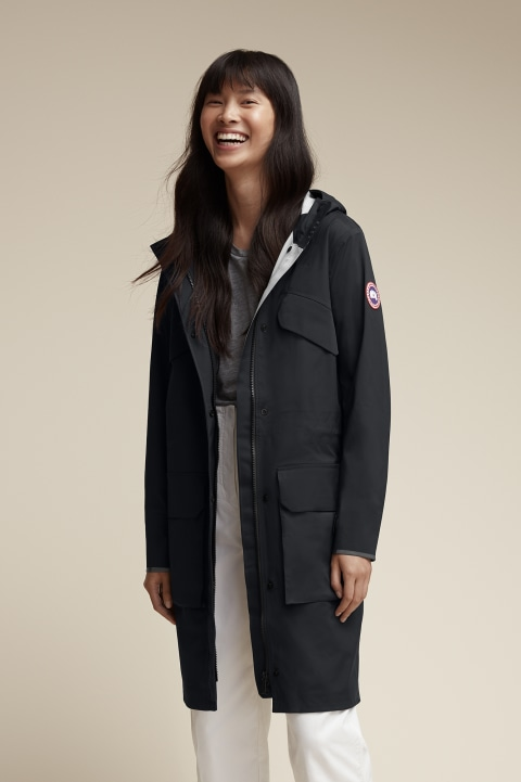 Seaboard夹克Fusion Fit版型 | Canada Goose
