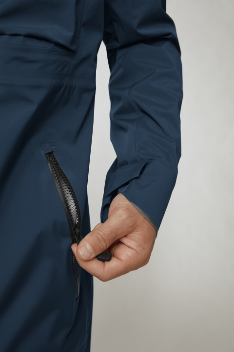 Men's Wascana Jacket Black Label | Canada Goose