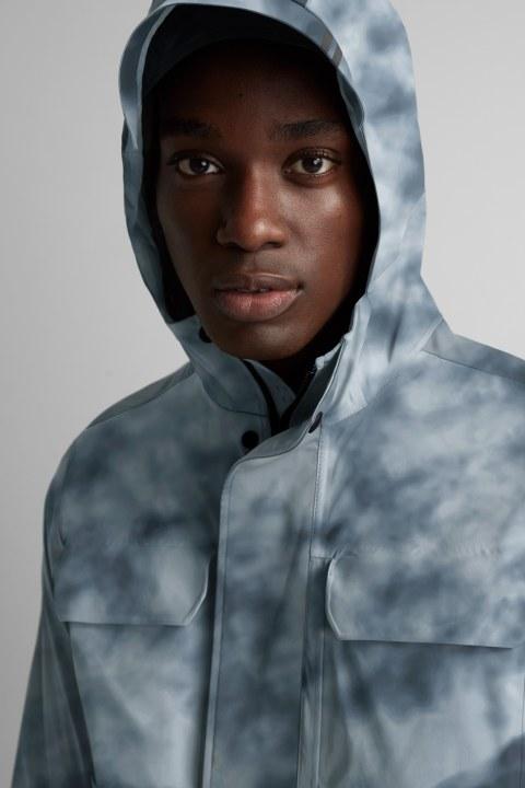 Veste Wascana Black Label Imprimé pour hommes | Canada Goose