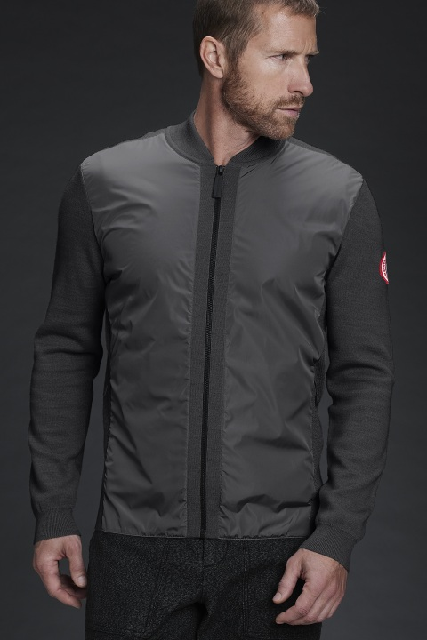 Men's WindBridge Full Zip Sweater | Canada Goose