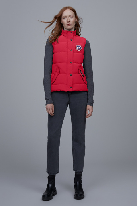 Damen Weste Arctic Program Freestyle | Canada Goose