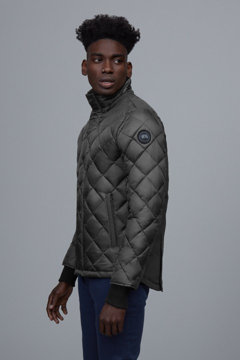 Men's Hendriksen Coat Black Label | Canada Goose