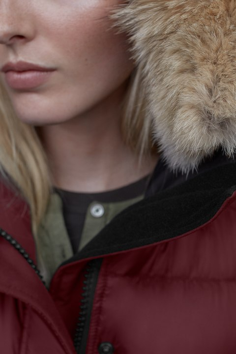 Women's Rowley Parka Black Label | Canada Goose