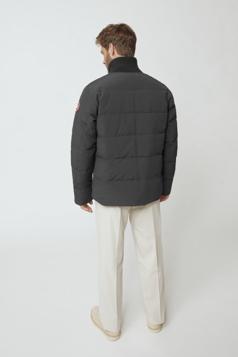 Woolford Coat | Men | Canada Goose