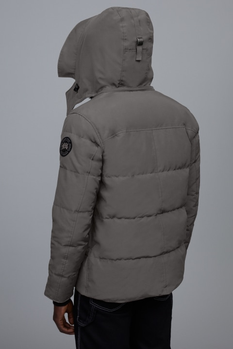 Men's Wyndham Parka Black Label | Canada Goose