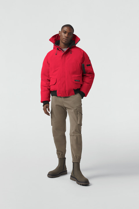 Canada Goose Chilliwack Bomber Men's Style # 7950M
