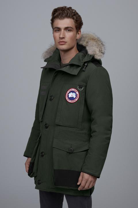 Men's Macculloch Parka | Canada Goose