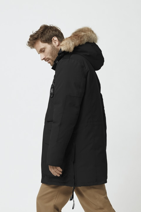 Men's Macculloch Parka Black Label | Canada Goose