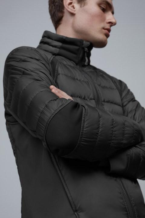 Men's HyBridge Perren Jacket Black Label | Canada Goose