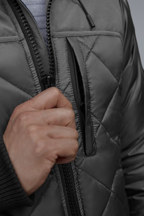 Men's Pritchard Coat Black Label | Canada Goose