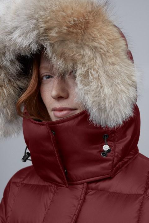 Women's Lunenburg Parka Black Label | Canada Goose