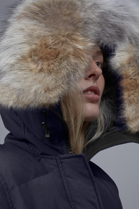 Women's Lorette Parka Black Label | Canada Goose