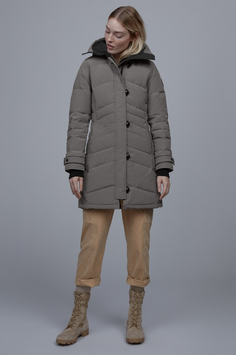 Women's Lorette Parka Black Label | Canada Goose