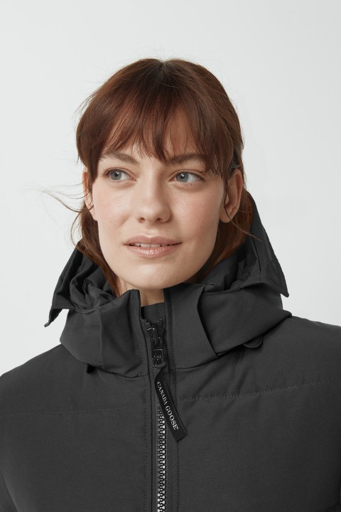Women's Mystique Parka Black Label | Canada Goose