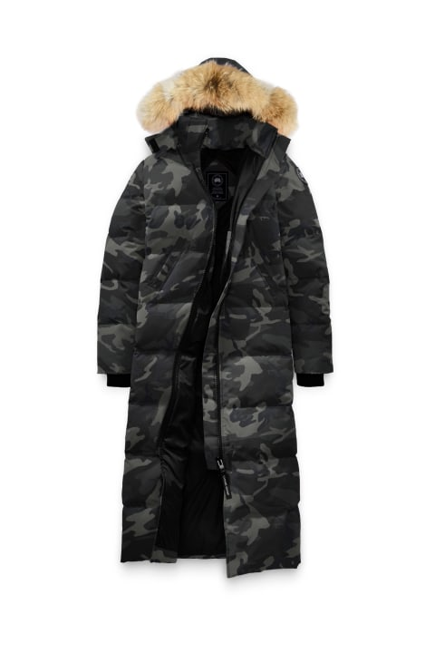 Women's Mystique Parka Black Label | Canada Goose