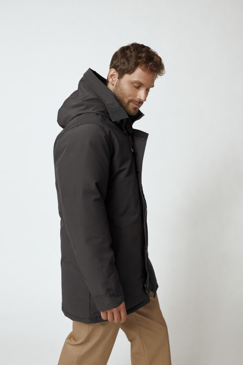 Chateau 黑标派克大衣 | Canada Goose