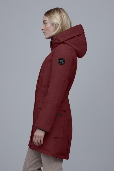 Kinley 黑标派克大衣 | Canada Goose