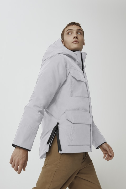 Maitland 黑标派克大衣 | Canada Goose