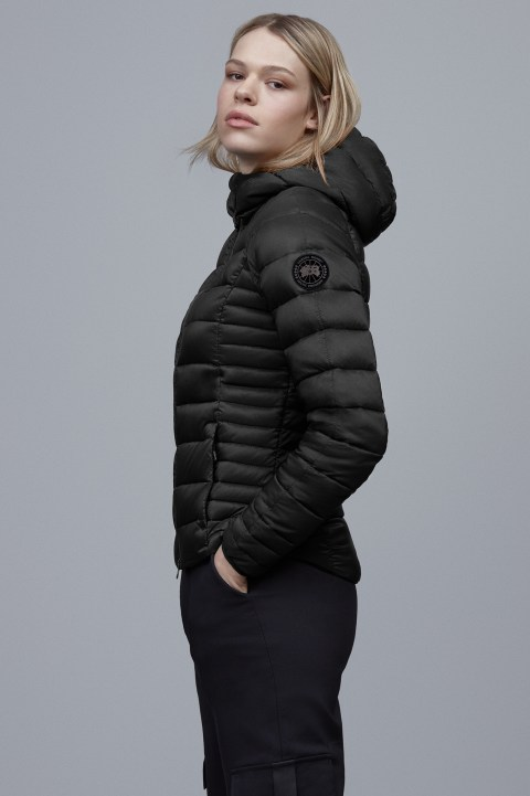 Women's Brookvale Hoody Black Label | Canada Goose