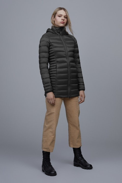 Brookvale Hooded Mantel | Canada Goose