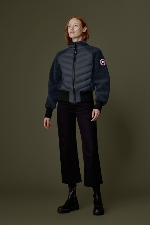 Women's HyBridge Fleece Jacket | Canada Goose