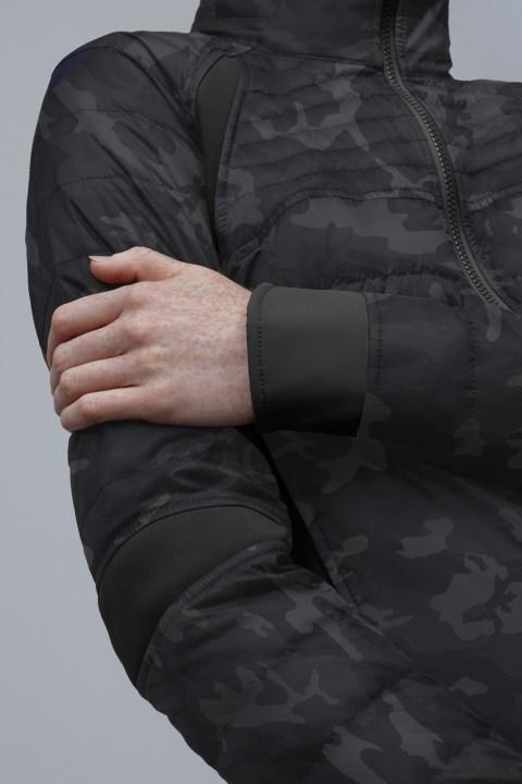 Women's HyBridge Perren Jacket Black Label | Canada Goose