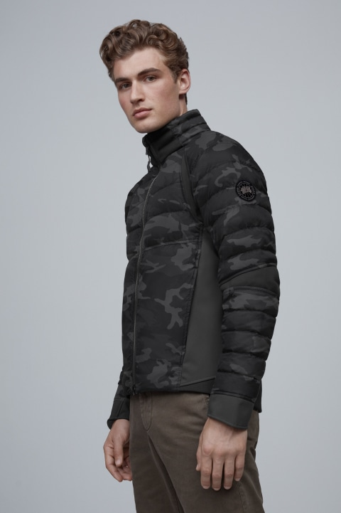 Men's HyBridge Perren Jacket Black Label | Canada Goose