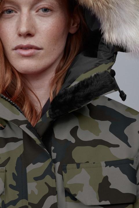 Expedition Parka Print für Damen | Canada Goose
