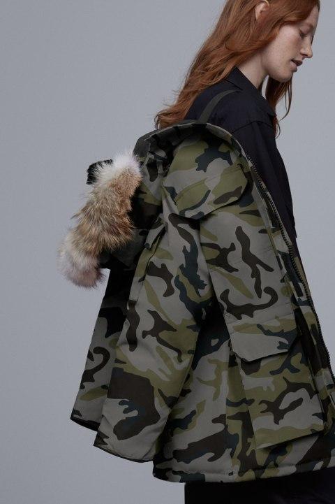 Imprimé  Parka Expedition pour femmes | Canada Goose